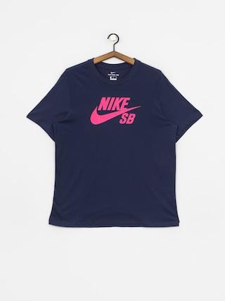 Triu010dko Nike SB Sb Dri Fit (midnight navy/watermelon)
