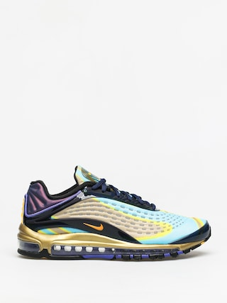 Boty Nike Air Max Deluxe (midnight navy/laser orange)