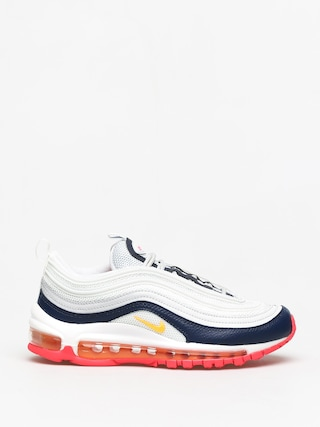 Boty Nike Air Max 97 Wmn (pure platinum/laser orange midnight navy)