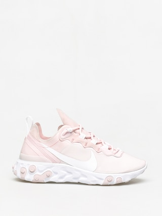 Boty Nike React Element 55 Wmn (pale pink/white white pale pink)