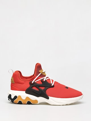 Boty Nike React Presto (habanero red/black wheat sail)