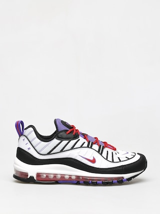 Boty Nike Air Max 98 (white/black psychic purple)