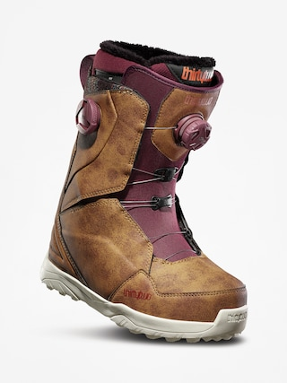Boty na snowboard ThirtyTwo Lashed Double Boa Wmn (brown)