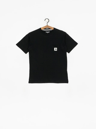 Triu010dko Carhartt WIP Carrie Pocket Wmn (black/ash heather)