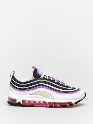 Boty Nike Air Max 97 Wmn (white/dynamic yellow bright violet)
