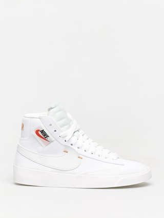Boty Nike Blazer Mid Rebel Wmn (white/platinum tint summit white)