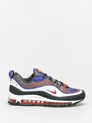 Boty Nike Air Max 98 (gunsmoke/team orange laser orange white)