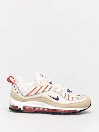 Boty Nike Air Max 98 (sail/court purple light cream desert ore)