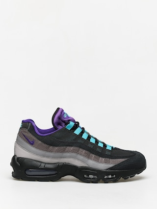 Boty Nike Air Max 95 Lv8 (black/court purple teal nebula)