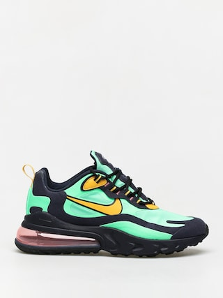 Boty Nike Air Max 270 React (electro green/yellow ochre obsidian)