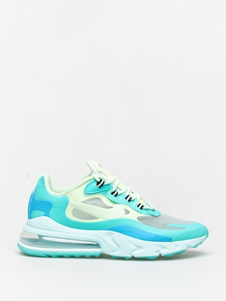 Boty Nike Air Max 270 React (hyper jade/frosted spruce barely volt)