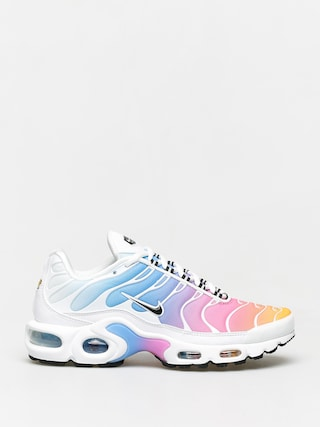 Boty Nike Air Max Plus Wmn (white/black university blue psychic pink)