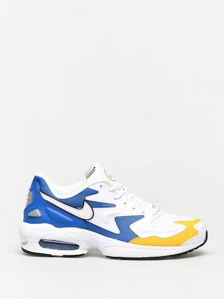Boty Nike Air Max2 Light Prm (white/white university gold game royal)