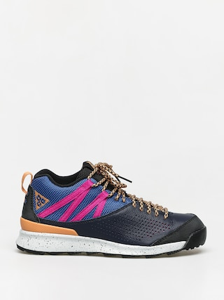 Boty Nike Okwahn II ACG (obsidian/fuel orange indigo force)