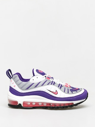 Boty Nike Air Max 98 Wmn (white/racer pink reflect silver black)