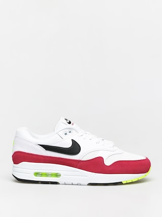Boty Nike Air Max 1 (white/black volt rush pink)