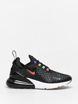 Boty Nike Air Max 270 Wmn (black/flash crimson university gold)