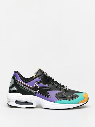Boty Nike Air Max2 Light Prm (black/flash crimson kinetic green)