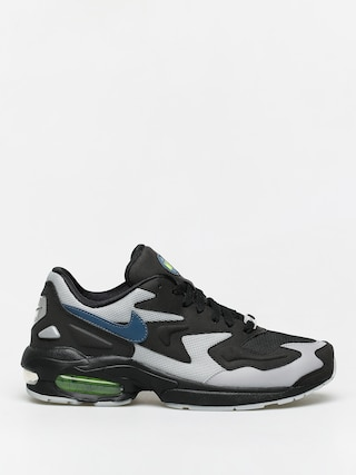 Boty Nike Air Max2 Light (black/thunderstorm wolf grey volt)