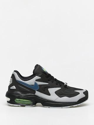 Boty Nike Air Max2 Light (black/thunderstorm wolf grey volt)