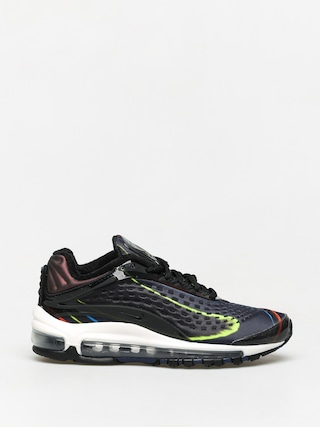 Boty Nike Air Max Deluxe Wmn (black/black midnight navy reflect silver)