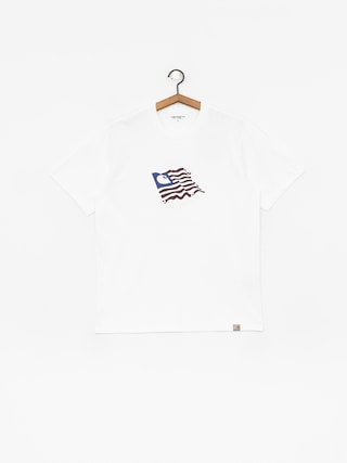 Tričko Carhartt WIP US C (white)