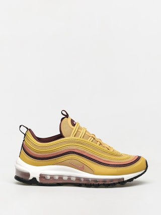 Boty Nike Air Max 97 Wmn (wheat gold/terra blush burgundy crush)