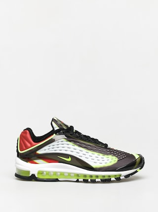 Boty Nike Air Max Deluxe (black/volt habanero red white)