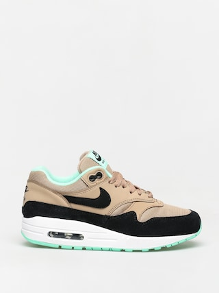 Boty Nike Air Max 1 Wmn (desert/black green glow white)