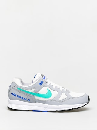 Boty Nike Air Span II (wolf grey/clear emerald white racer blue)
