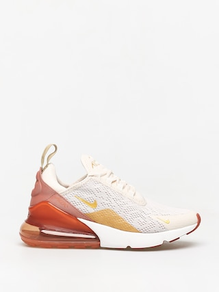 Boty Nike Air Max 270 Wmn (light cream/metallic gold terra blush)