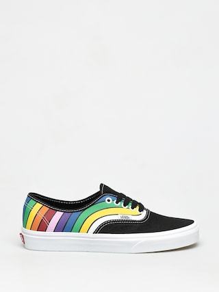 Boty Vans Authentic (refract/black/true white)