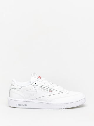 Boty Reebok Club C 85 (white/sheer grey)