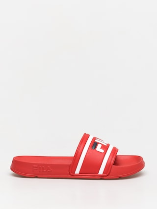 Plu00e1u017eovky Fila Morro Bay Slipper 2.0 (fila red)