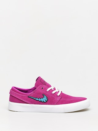Boty Nike SB Zoom Janoski Rm (vivid purple/laser blue black)