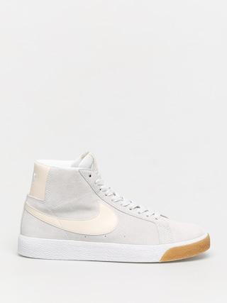 Boty Nike SB Zoom Blazer Mid (photon dust/light cream white white)