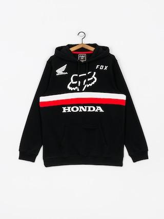 Mikina s kapucu00ed Fox Honda HD (blk)