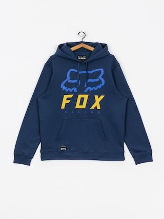 Mikina s kapucu00ed Fox Heritage Forger HD (lt indo)