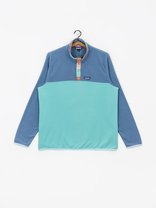 Fleecovu00e1 mikina Patagonia Micro D Snap T (light beryl green)