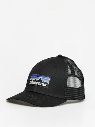 Ku0161iltovka  Patagonia P 6 Logo LoPro Trucker ZD (black)