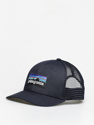 Ku0161iltovka  Patagonia P 6 Logo Trucker ZD (navy blue)