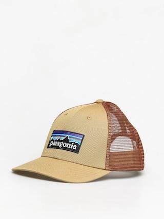 Ku0161iltovka  Patagonia P 6 Logo LoPro Trucker ZD (classic tan)