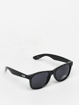 Sluneu010dnu00ed bru00fdle Vans Spicoli 4 (black/charcoal checkerbrd)