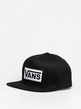 Kšiltovka  Vans Patch ZD (black)
