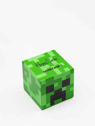 Ponou017eky Happy Socks Minecraft Gift Box 3pk (multi)