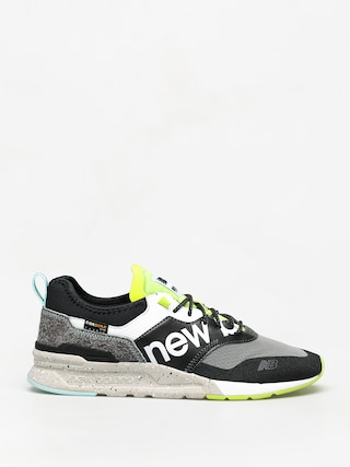 Boty New Balance 997 (black/yellow)