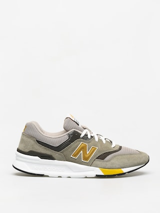 Boty New Balance 997 (green/gold)