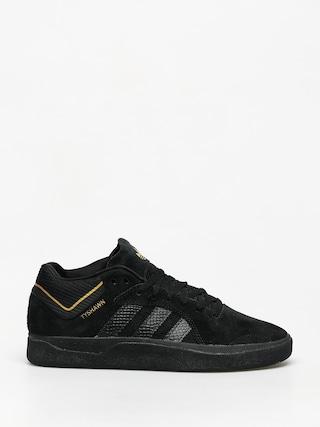 Boty adidas Tyshawn (cblack/cblack/goldmt)
