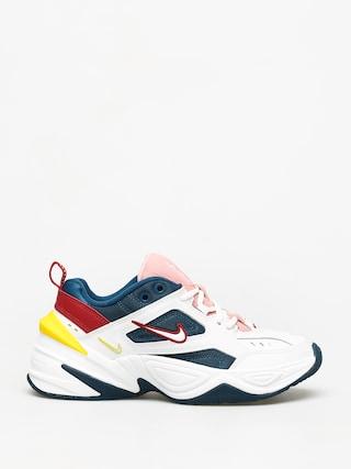Boty Nike M2K Tekno Wmn (blue force/summit white chrome yellow)