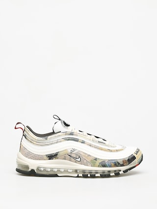 Boty Nike Air Max 97 (sail/white black team orange)